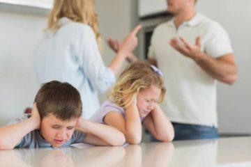 5 фраз во время семейной ссоры не для детских ушей