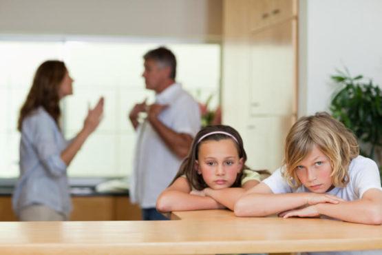 Место жительства ребенка после развода