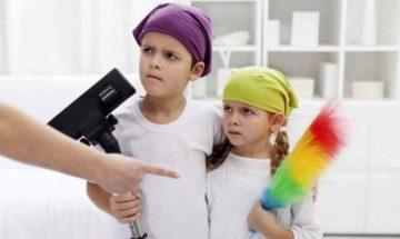 Воспитание детей после развода