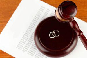 Официально оформить расторжение брака с помощью судебных органов в Украине