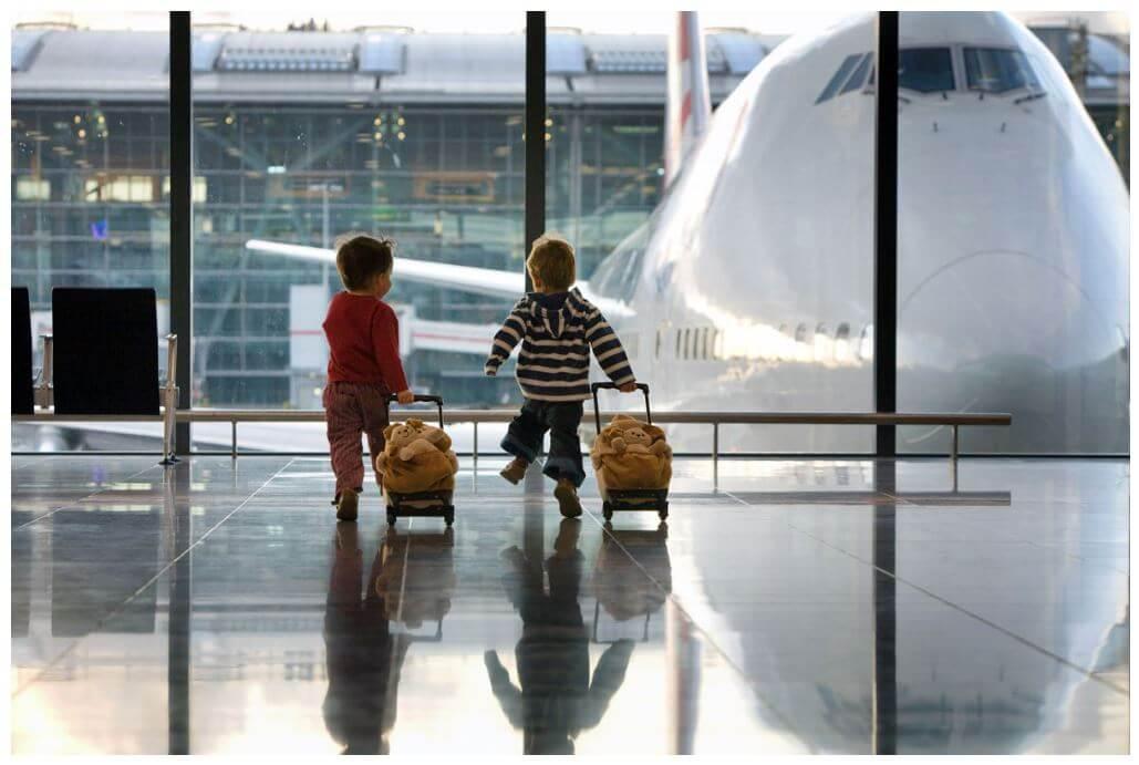 оформление документов для вывоза ребенка за пределы Украины