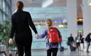 Вывоз ребенка без согласия второго родителя