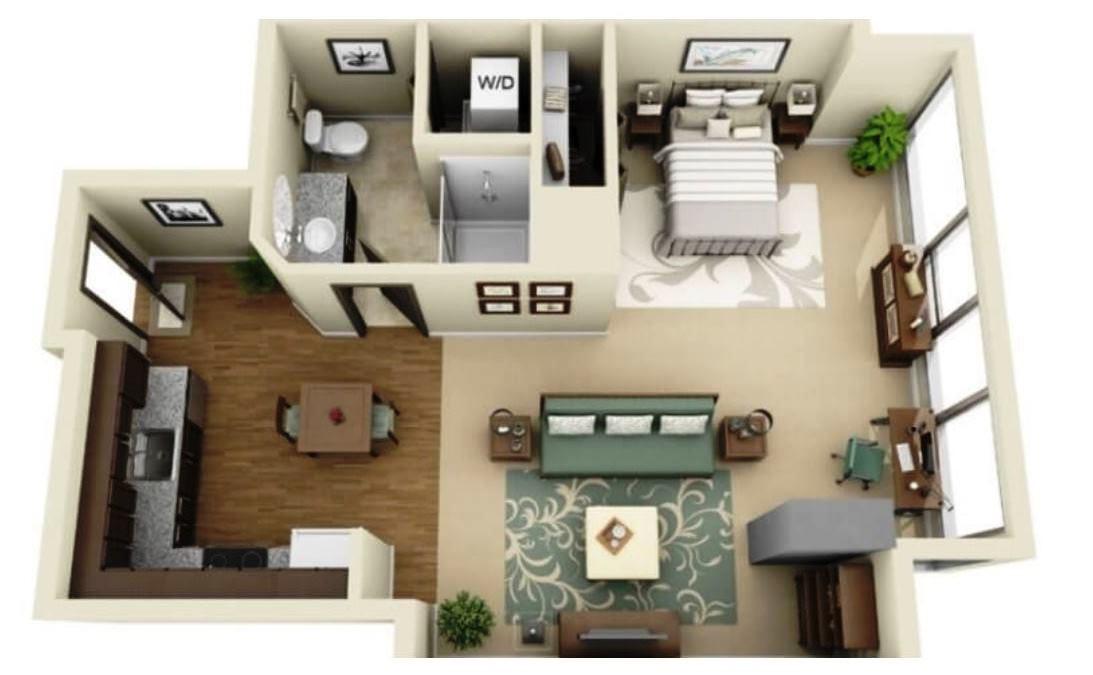 Как разделить квартиру после развода