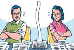 Поділ боргів при розлученні подружжя
