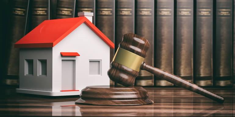 Ділення квартири при розлученні через суд