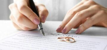 Як правильно скласти і оформити шлюбний договір